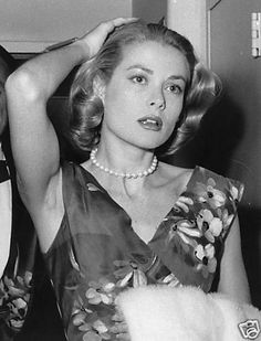 "GRACE KELLY /& BING CROSBY 8X10 Lab Photo 1956 /""High Society/"" Glamour PORTRAIT"