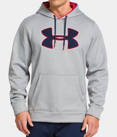 Men's UA Storm Armour Fleece® Big Logo Hoodie