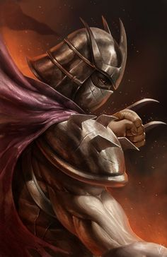 Shredder by PROSSCOMICS on Etsy, $10.00