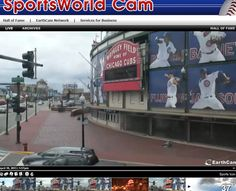 WebCam Site  Wrigley Field Chicago, IL  Current weather   Fun Site to watch