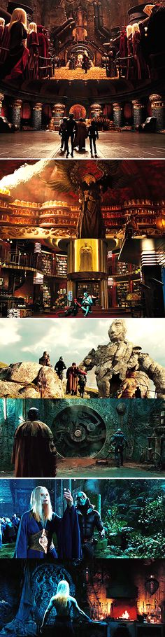Hellboy 2: The Golden Army - Let this remind you why you once feared the dark…