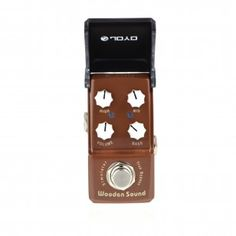 Acoustic Guitar Effects : JOYO JF-323 Wooden Sound Acoustic Simulator Ironman Mini Guitar Effects Pedal