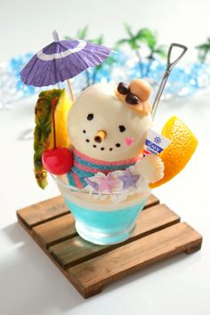 Global Cooling, Yummy Cakes, Panna Cotta, Cake Recipes, The Creator, Xmas, Pudding, Sweets, Kawaii