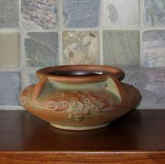 Vintage Arts and Crafts Hanging Pot by by RiverHouseArtPottery, $38.00