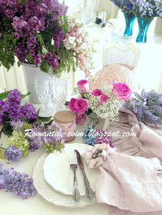 My Shabby Chic Home ~ Romance House