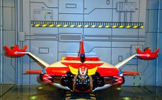 """UFO Robo Grendizer"" - Perfect Set - Soul of Chogokin - Bandai Classic Toys, Fantasy Art, Robot, Chibi, The Past, Cartoons, Hero, Models, History"