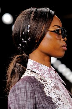 Les Beehive – New York Fashion Week Day 1  2 Details