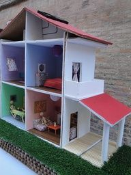 eco-house at Notte Verde 2012