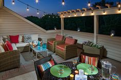 Bradbury Rooftop Terrace - Ready for Your Next Party!