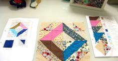 El nostre quart projecte. Aquesta vegada només hem fet servir triangles.         Us hem fet un mini-tutorial per ensenyar-vos com l'hem r...