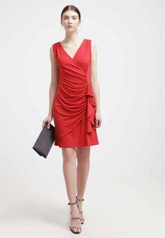 Anna Field Vestido de algodón - red - Zalando.es