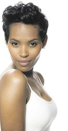 Image result for gail nkoane hair