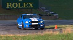 Ford Explains How The Shelby GT500 Is A 200 MPH Car: Video