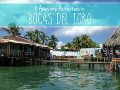 I spent nearly one month in Bocas del Toro exploring all that the popular island archipelago in Panama had to offer. I dived in the crystal blue water, I indulged in the flavors of the Caribbean, and I slept high up in the canopies of the jungle. Whether you're a surfer or a backpacker or are [...]