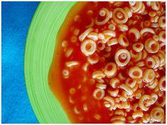 spaghetti-oh's!!!