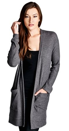 PRE-ORDER Will be available to ship out on September This truly is the ultimate cardigan. Beyond soft, long and lightweight. Super cute and comfortable lo Silver Icing, Fluffy Bunny, Ribbed Cardigan, Affordable Clothes, Best Brand, Chic Outfits, Casual Chic, Shop Now, Super Cute