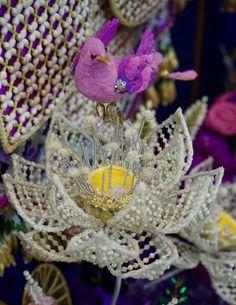 Flower Garlands, Flower Decorations, Wedding Decorations, Artificial Flowers, Flower Designs, Flower Art, Floral Arrangements, Diy And Crafts, Backdrops
