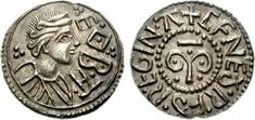 Lost Anglo-Saxon Monastery of Controversial Queen Found | Ancient Origins Anglo Saxon History, Silver Penny, Antique Coins, World Coins, Dark Ages, Rare Coins, Silver Coins, Archaeology, Queen