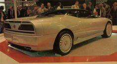 MG EX-E, 1985