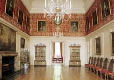 The Great Hall at Dyrham. ©National Trust Images/Andreas von Einsiedel