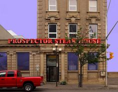 The Prospector Steakhouse - Great Steaks and Prime Rib, A Family Tradition for 28 years - Thunder Bay, Northern Ontario, Canada Peasant Bread, Great Steak, Wood Fired Oven, Prime Rib, How To Make Cheese, Family Traditions, Steaks, Wild West, 30 Years