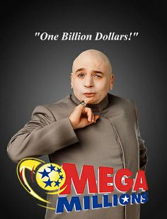 If the #MegaMillions jackpot continues to roll, it'll likely be over a BILLION dollars by Christmas!