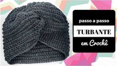 Cappello modello turbante a uncinetto: Schema e Video tutorial | Cucito Creativo | Bloglovin'