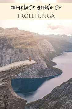 Hiking Trolltunga Norway ultimate guide with travel tips Norway Travel Guide, Sweden Travel, Spain Travel, Norway Roadtrip, Norway Vacation, Poland Travel, Hiking Europe, Europe Travel Tips, Travel Destinations