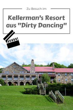 """Das Hotel aus """"Dirty Dancing"""" gibt es wirklich! Über 30 Jahre nach dem Filmstart kann man am Drehort noch den Spuren von Baby Dirty Dancing, Blue Ridge Mountains, Outlander, Patrick Swayze, Reisen In Europa, Das Hotel, Dance, Vacation, Nature"""