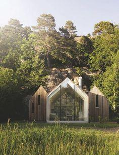 Architecture et nature : maisons et cabanes en bois insolites - CôtéMaison.fr