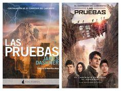 James Dashner - Las pruebas (Book vs Film)