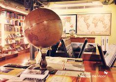 Altair - Libreria de viajes - Barcelona - www.teaonthemoon.com
