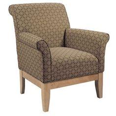 AC Furniture Lounge Chair Color: Kennsington Maple, Color: Onyx