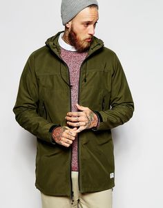 Penfield Shower Proof Inuvik Parka with Hood