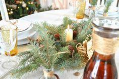 Our Prairie Home: Our Prairie Home Christmas Dining Room 2013
