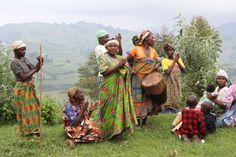 Images from the Singing Wells trip to Kisoro, Uganda where we recorded the music of the Batwa. Description from singingwells.org. I searched for this on bing.com/images