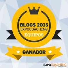 ¡¡Ganadora de Premios Blog de Habla Hispana ExpoCoaching 2015!!