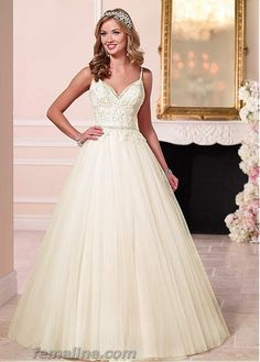 99 Beauty and Elegant Tulle Ball Gown Bridal Wedding Dresses