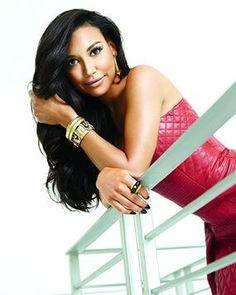Naya Rivera Latina Magazine Photoshoot
