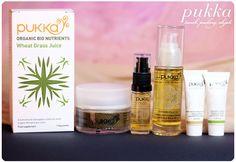 Alina Rose Makeup Blog: Kosmetyki Pukka: recenzja olejku, peelingu, toniku....