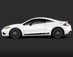 """Check out new work on my @Behance portfolio: """"2012 Mitsubishi Eclipse SE"""" http://on.be.net/11VRD6f"""