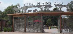 Great Plains Zoo and Delbridge Museum