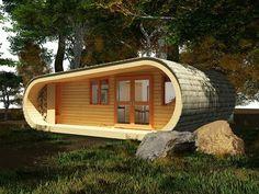 preiswerte minihäuser modern oval