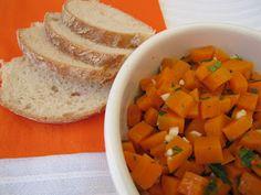 Pede Salsa: Cenouras à moda do Algarve