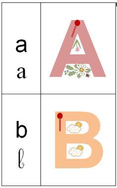 alphabet tactile que j'ai créé sous words. Vous pouvez l'imprimer, le plastifier puis déposer des points de colle le long de la lettre.  Les enfants auront plaisir à découvrir les lettres en gardant les yeux fermés, ou en les parcourant du bout des doigts. Alphabet Script, Cursive, Early Childhood Activities, Make School, Kindergarten, Home Learning, Social Stories, Montessori, 4 Kids