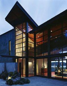 The Hill House, Mercer Island WA