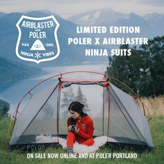 polerstuff:  If the Napsack is a fine wine then we believe our friends at Ninja Suit make the perfect long underwear companion cheese. So without further adieu we introduce the Poler x Airblaster limited edition merino wool Ninja Suit in classic red! Outside or inside, it's an excellent way to stay cozy while increasing your camp vibes AND ninja vibes.  Check it out here!