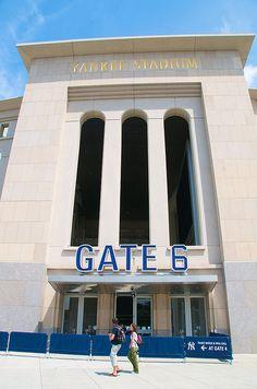 (New) Yankee Stadium, Jul 2009 - 01 by Ed Yourdon, via Flickr