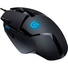 [Submarino] Mouse Logitech G402 Hyperion Fury (R$162,79 CC x1)