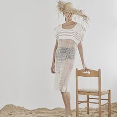 The #ultimate #coverup @jaline_resort @shoplatitude read out globetrotter guide to #oaxaca #mexico courtesy of @jaline_resort designer Jacqueline Lopez. #globalswag #artisan #fisherman #macrame #sand #beach #mexico #travel #market #fashion #style.